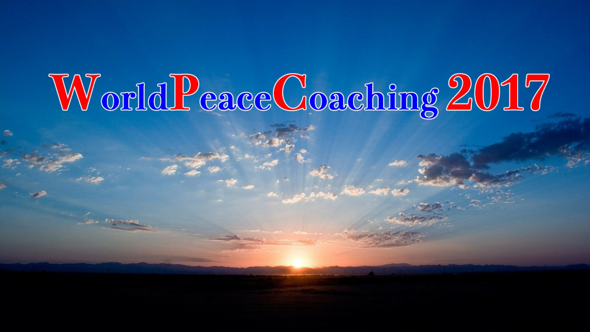 WorldPwaceCoaching